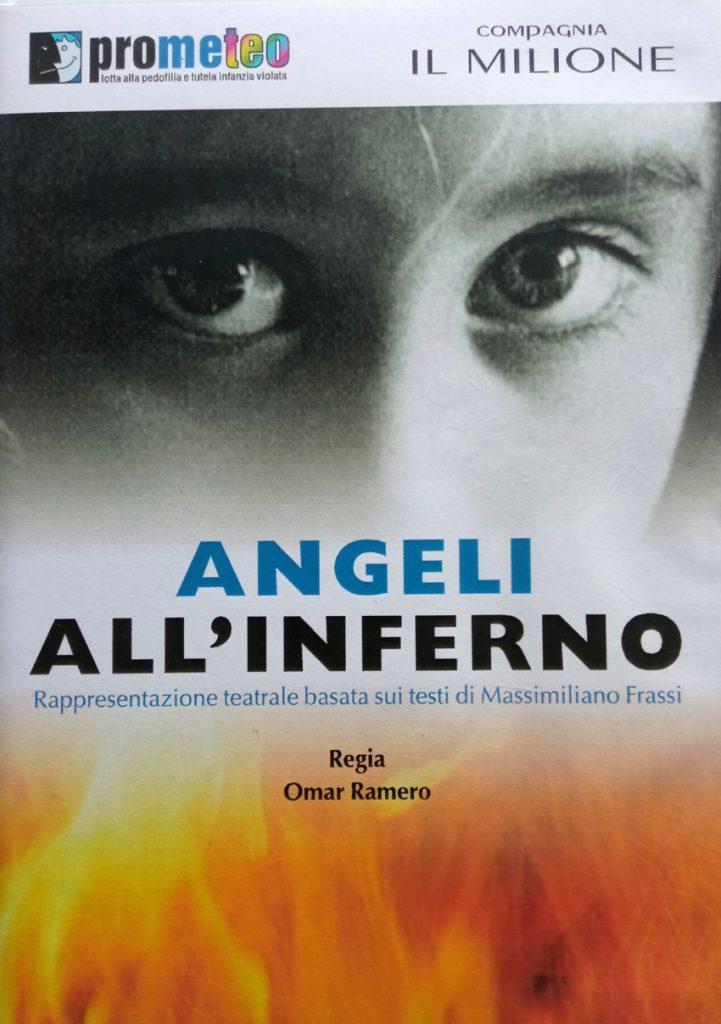 Angeli all'inferno: DVD rappresentazione teatrale